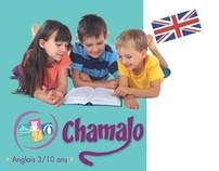 anglais pour les enfants, chamalo Saint Malo, chamalo anglais garde d'enfants